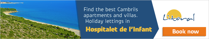 holiday rentals hospitalet del infant