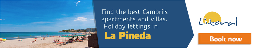 Holiday rentals La Pineda
