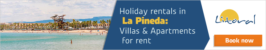 holiday apartments la Pineda