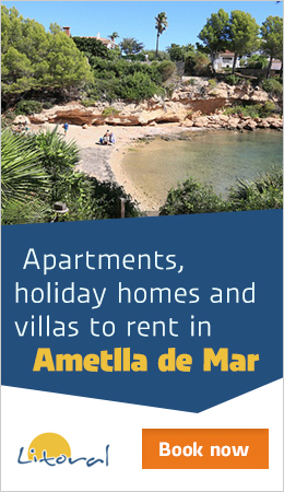 holiday rentals ametlla de mar