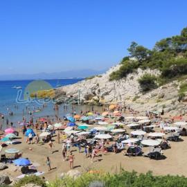 Cala Font beach, Cap Salou