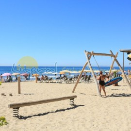 Playa de Poniente, Salou beach