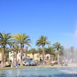Promenade Jaime I , Salou centre